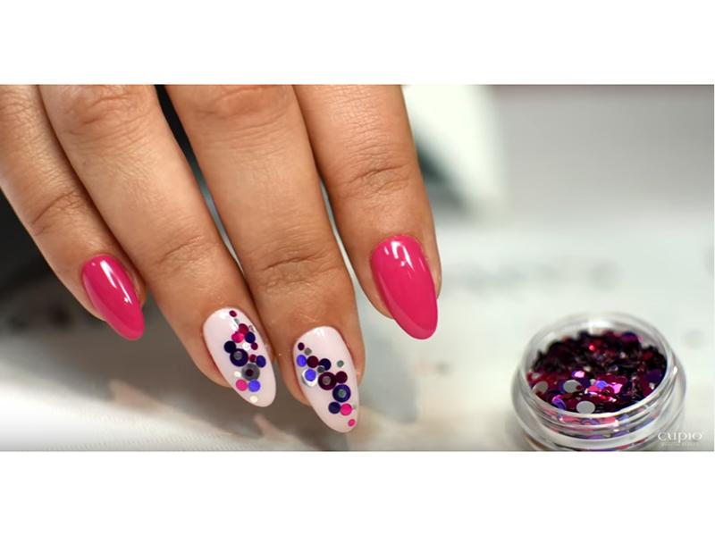 Nails By Cupio Ep6 Cum Obții Modele De Unghii Cu Buline Colorate